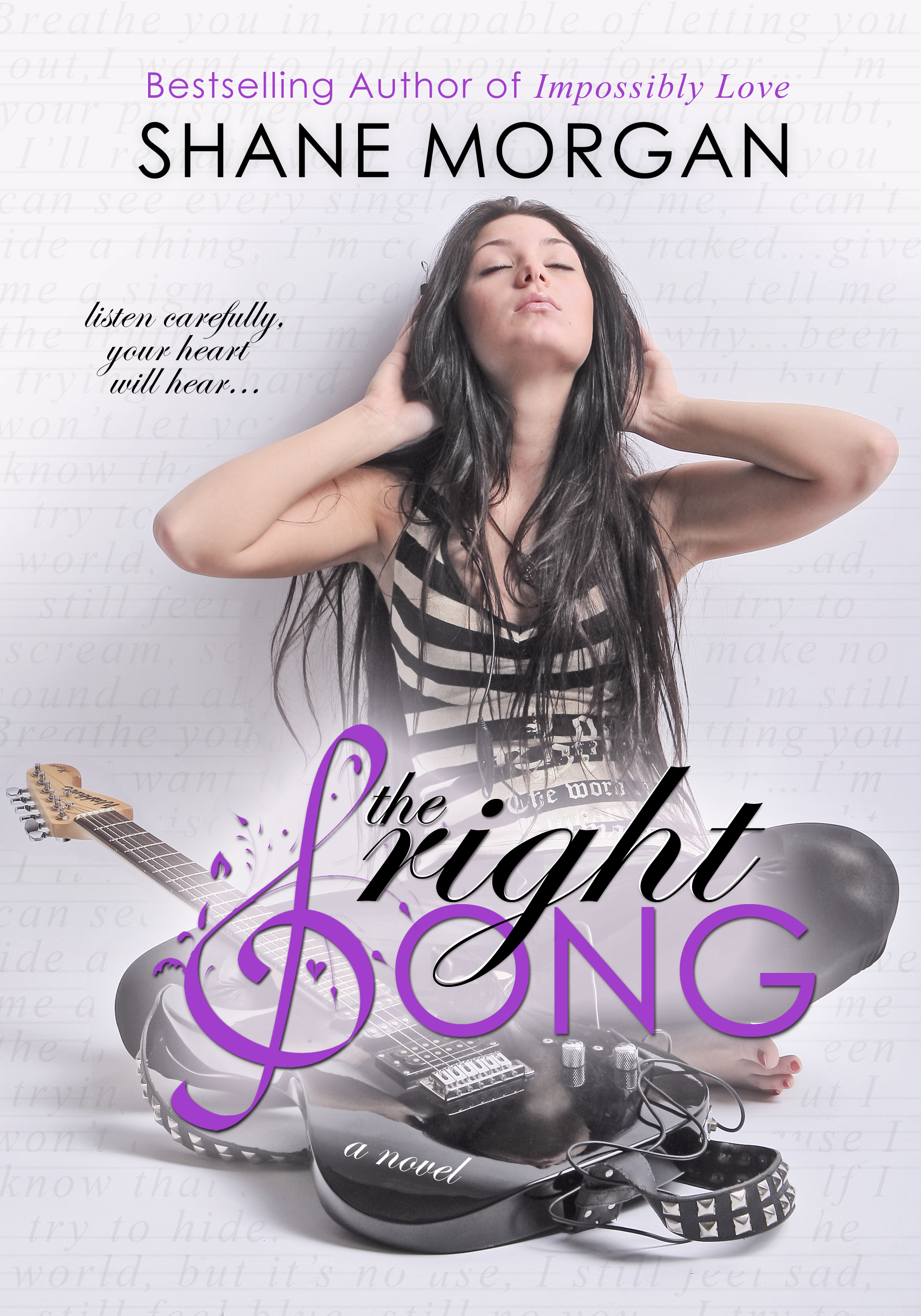 {Dream Cast+Excerpt} The Right Song by Shane Morgan